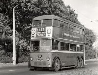 796 in service at Woodford